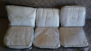 7 Sets of Sheets in very good condition!