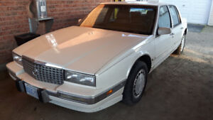 1989 cadillac sts body mint