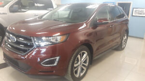 **Save $10,690** New 2016 Ford Edge Sport SUV, Full Warranty