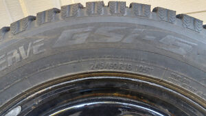 Winter Tire for SUV Kitchener / Waterloo Kitchener Area image 3