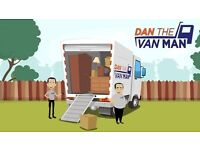 Dan The Van Man - No1 Cheap Removals 5 Star rated!!