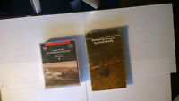 Wuthering Heights by Emily Bronte paperback with audio cassettes