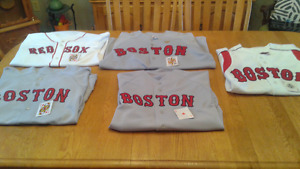 Boston Red Sox Jerseys collection