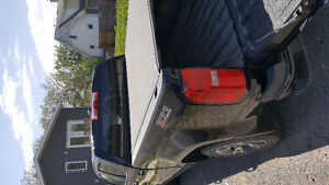 Bakflip truck topper for Chevy Colorado
