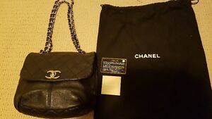 Chanel Black Small Flap Shoulder or Messenger
