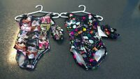 Toddler Size 3/4 Gymanstics bodysuits- NEGC