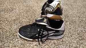Diadora indoor soccer shoes