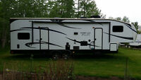 Toy Hauler Fifth Wheel 2013 Forest River XLR HYPERLITE 30HFS5