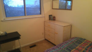Room for rent in a quiet home