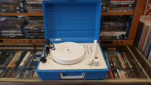 Portable Turntable North Star, SP-20, Antique