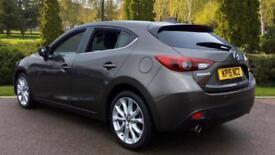 2015 Mazda 3 2.0 Sport Nav 5dr Manual Petrol Hatchback