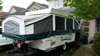 TENT TRAILER 2011 PALOMINO Y-SERIES 4103 SLEEPS 6