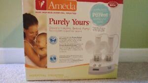 Ameda hospital grade breast pump