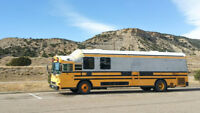WANTED- Roof raise for a school bus