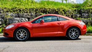 2012 Mitsubishi Eclipse GS Coupe (2 door)