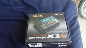 HITECH X1 AC PLUS MULTICHARGER