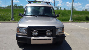 2003 Land Rover Discovery SUV, Crossover