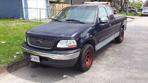 1999 Ford F-150 2wd 4.2l part out