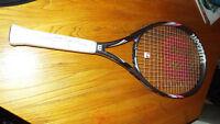 petit ensemble raquette de tennis