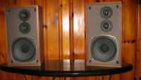 Vintage speakers made in Japan
