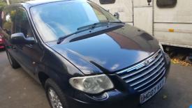 Chrysler Grand Voyager 2.8 Crdi Auto
