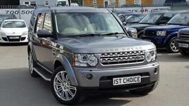 2011 LAND ROVER DISCOVERY 4 SDV6 HSE 20 INCH ALLOYS 1 PRIVATE OWNER REAR