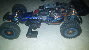 Hpi baja rc 5th scale buggy