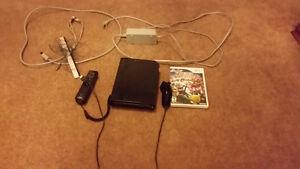 Nintendo Wii Console & Super Smash Bro's Brawl