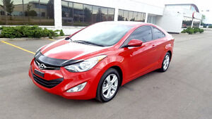 Hyundai Elantra Sunroof Loaded Coupe (2 door)