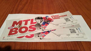 Montreal vs Boston . NHL West Island Greater Montréal image 1