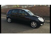 2004 fiesta 1.4 Tdci full years mot only £30 a year for tax very clean car inside out