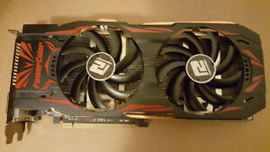 Powercolor Radeon R9 290X 4GB with backplate