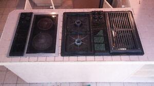 plaque de cuisson encastré