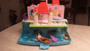 "Disney""s ""The Little Mermaid"" Eric's Pop up Castle"