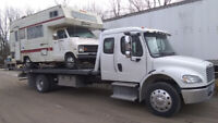 Sarnia to Toronto (GTA) Flatbed Towing- 647-795-3066