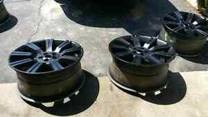QUICK SALE 22 INCH RIMS 550$!!!!!!