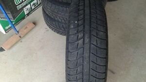 195/65/r15 winter tires and rims Kitchener / Waterloo Kitchener Area image 4