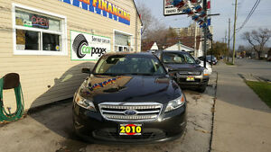 2010 FORD TAURUS SEL ~ 187,000 km's ~ $8,995 + HST