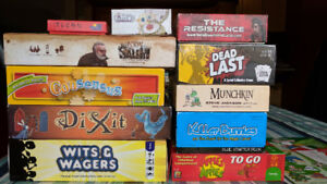 SOCIAL / PARTY GAMES FOR AN OLDER CROWD