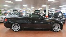 2008 BMW 3 SERIES 320d M Sport Step Auto FULL LEATHER SEATS