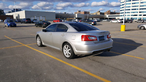 2009 Mitsubishi Galant RALLIART Certified E-tested