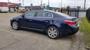 2011 Buick LaCrosse CXL All Wheel Drive