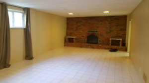Basement Apartment Willowdale