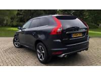 2014 Volvo XC60 D4 R-Design Nav AWD Automatic Automatic Diesel Estate