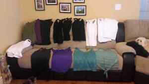 Womens small and medium clothes.