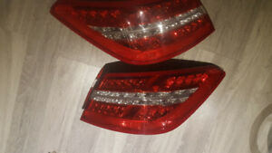 2010 - 13 Mercedes E Class Coupe Tail Lights (Left / Right)