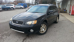 2005 Subaru Outback Spent $4000 3.0R Limited All Wheel Drive