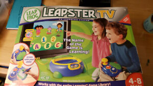 LeapFrog Leapster TV Learning System Electronic Learning Aid Not