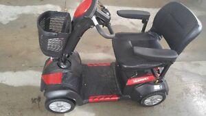 mobility scooter-Ventura DLX