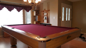 Pool Table - National 5x9